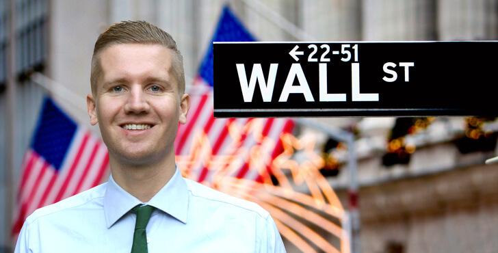Tycho Schaaf Wall Street