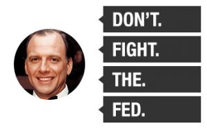 don't fight the FED - Groeiaandelen