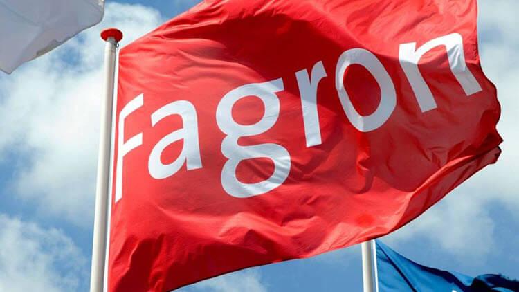Aandeel Fagron keldert met 30 procent