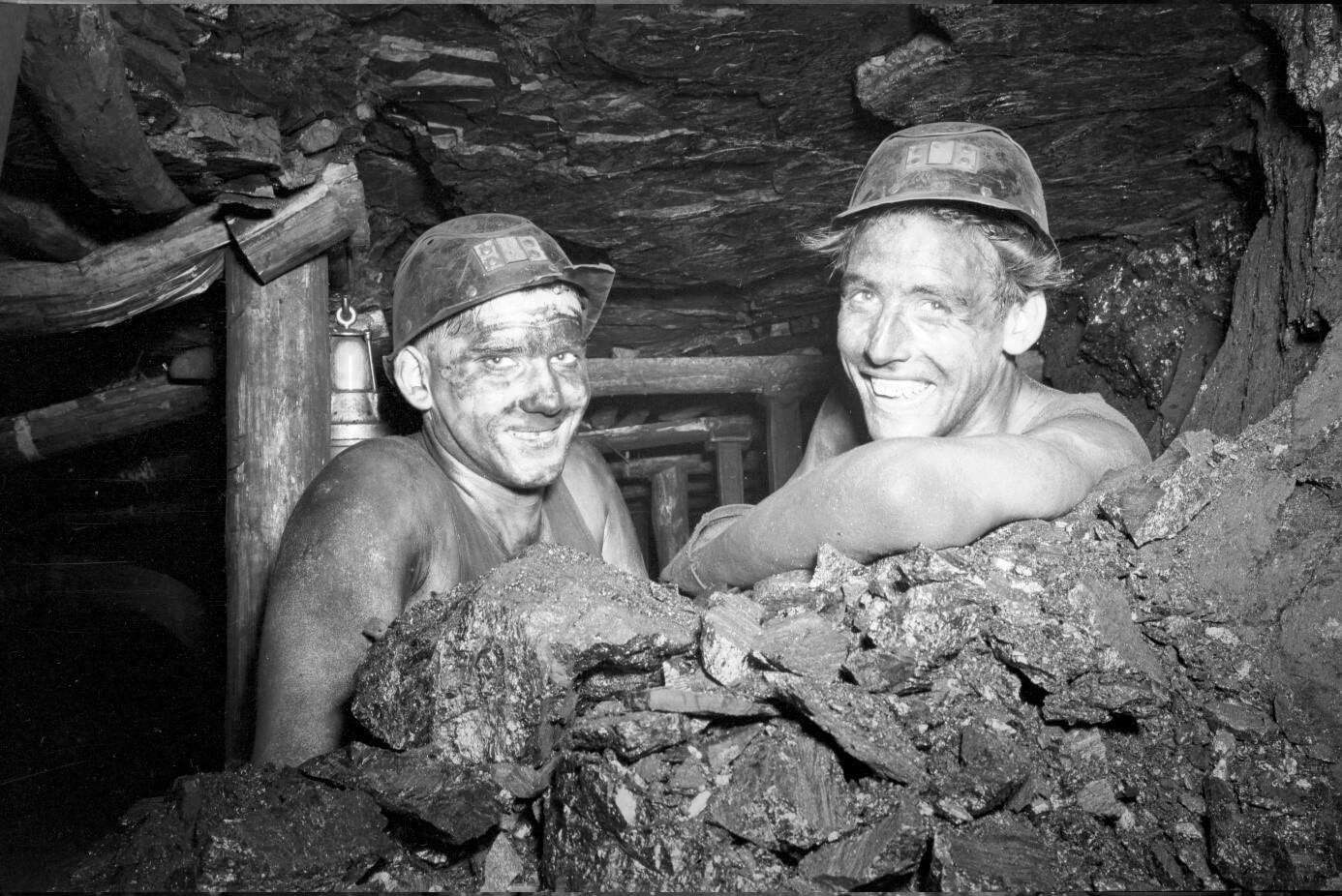 Aandeel DSM de start in de mijnen
