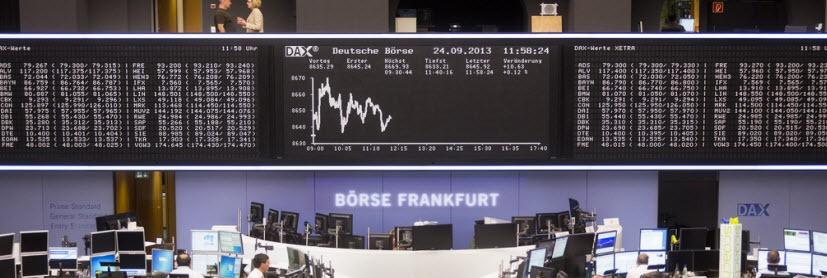 deutsche borse effectenbeurzen wereldwijd