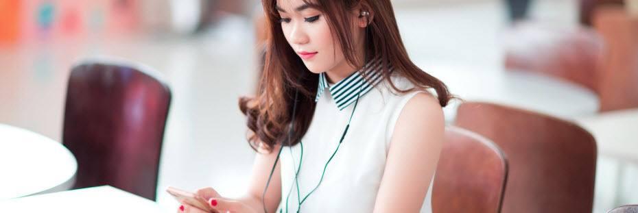 Aandeel Baidu streamingdienst