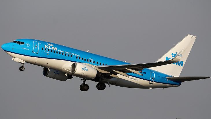 aandeel KLM Air France