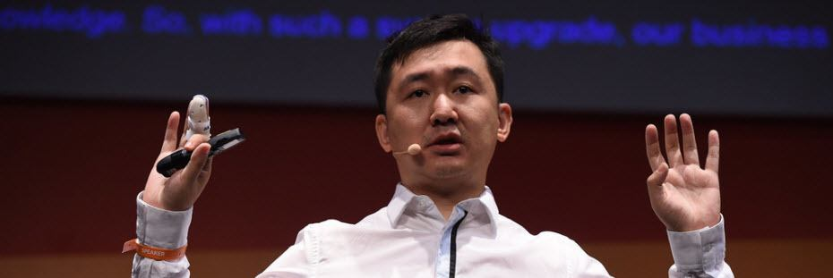 Wang Xiaochuan - aandeel Sogou