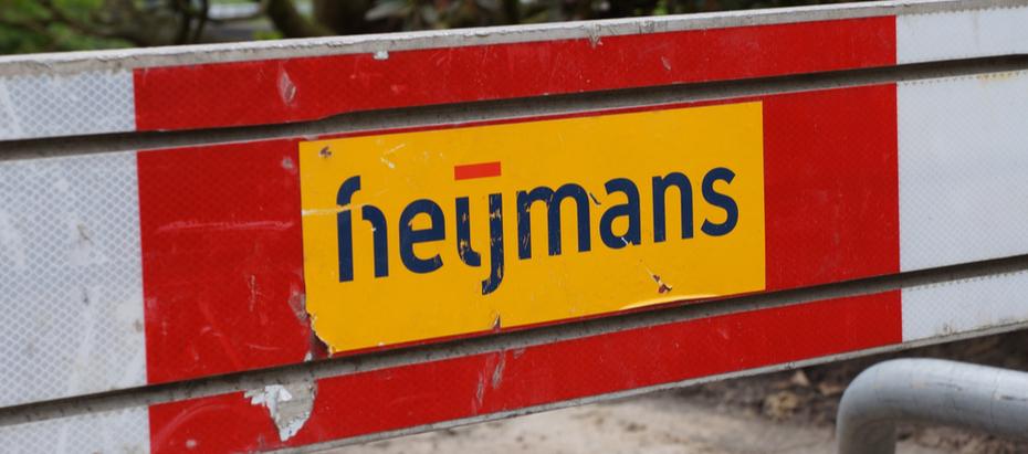 Aandeel Heijmans
