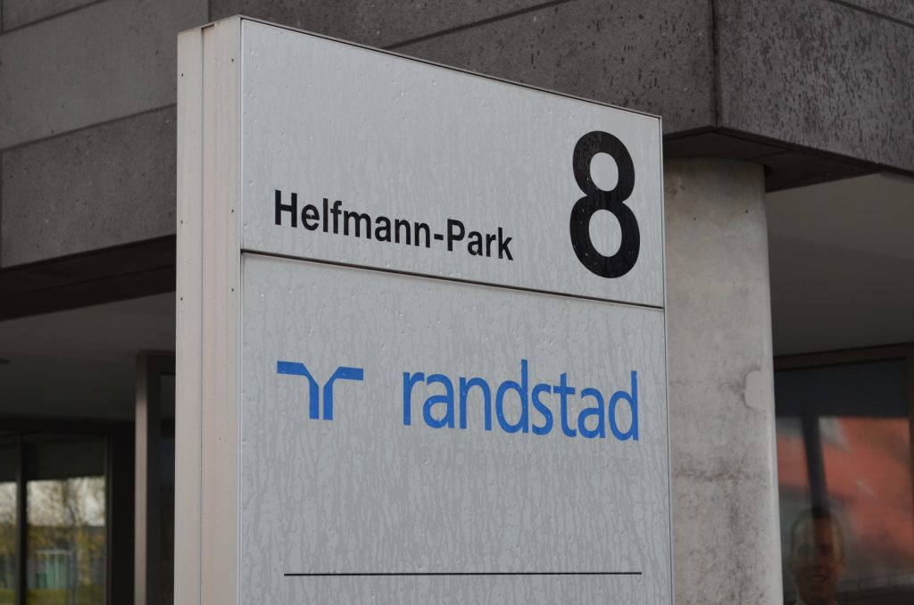 Aandeel Randstad