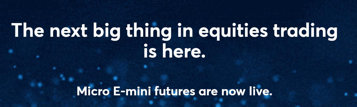 Micro E-mini future - micro futures
