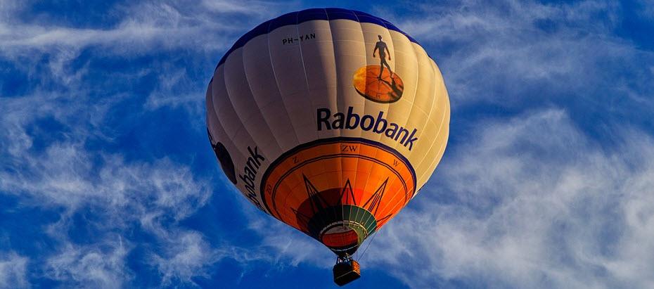 Rabobank Certificaten - Rabobank luchtballon