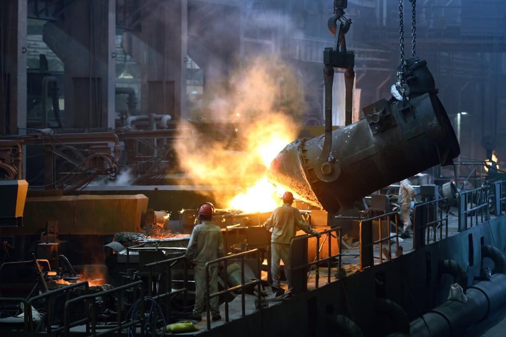 Staalproductie ArcelorMittal