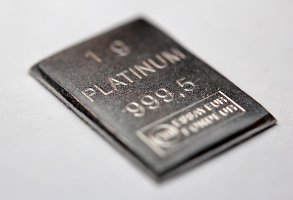 Verwachting Platina 2019 - Waar gaat de platinaprijs heen?