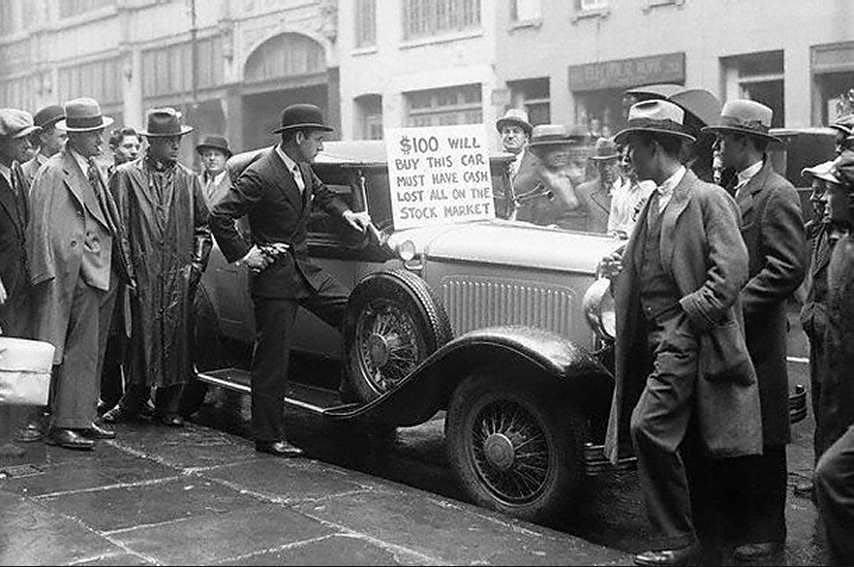 Beurscrash 1929