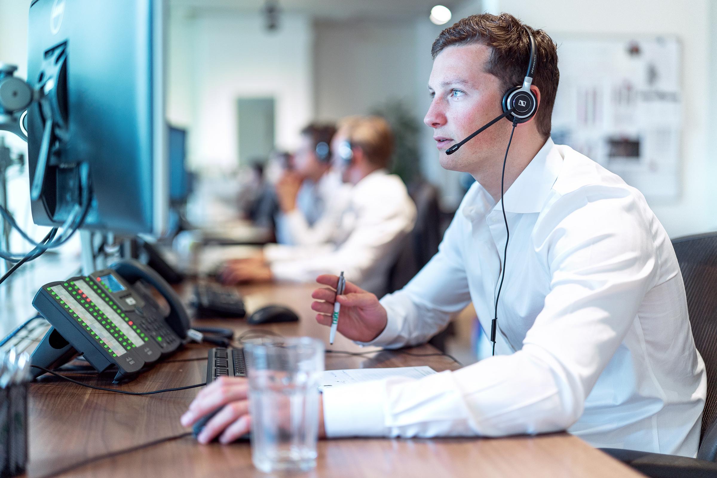 Contacteer ons LYNX Service team