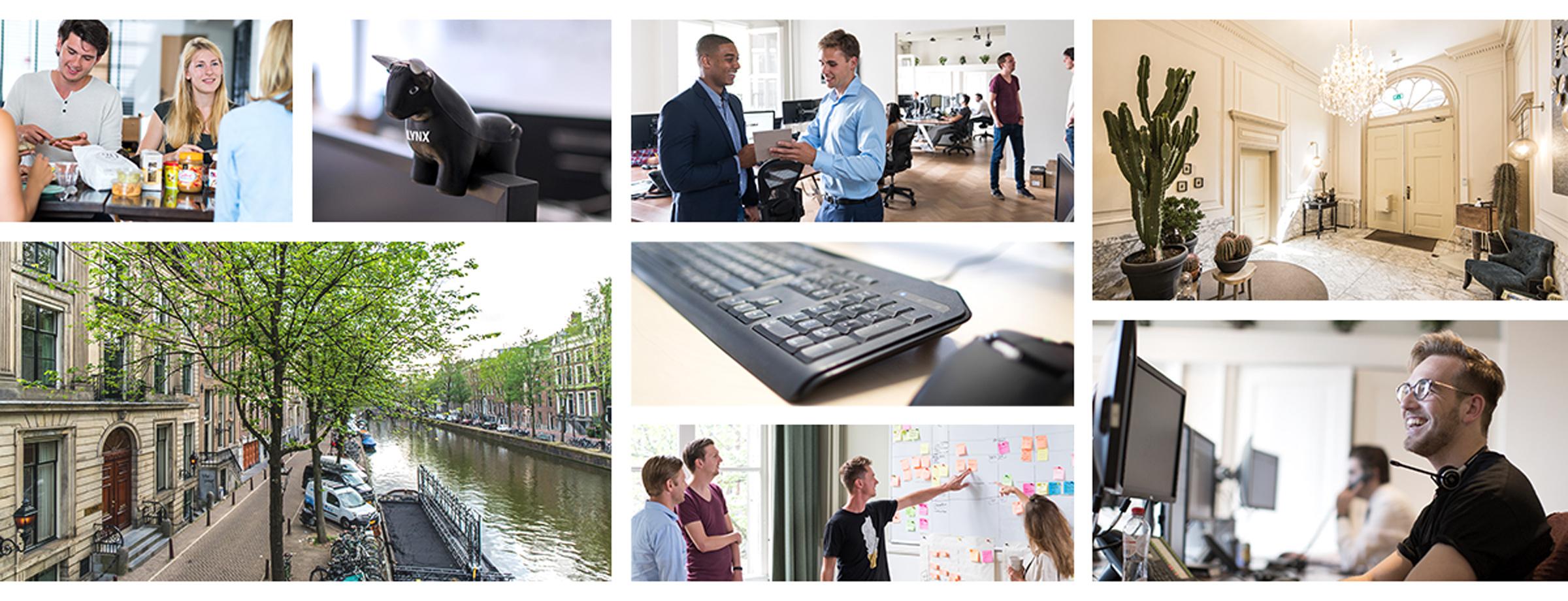 Kom werken bij LYNX en stap in de wereld van online beleggen