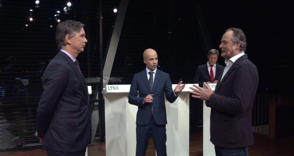 LYNX Beleggersdebat 2020