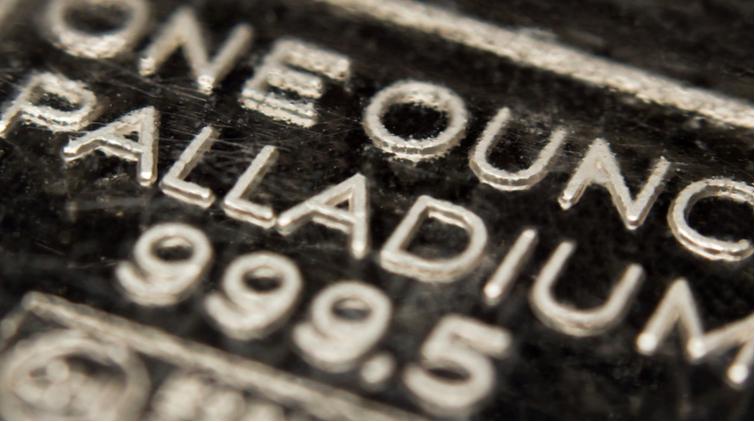 Palladium prijsverwachting uitgelicht