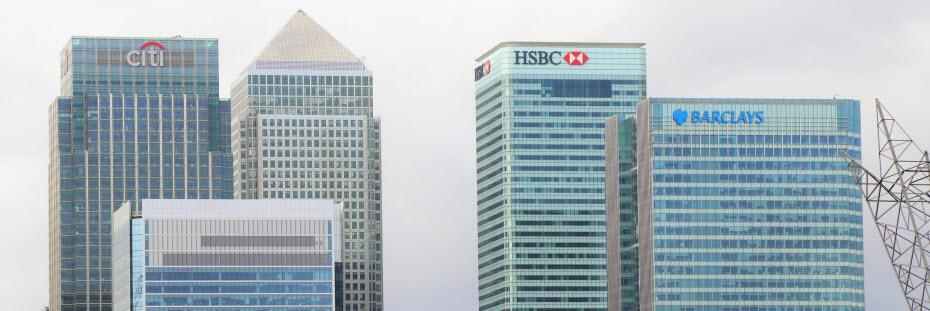 Banken als grote speler forex-markt
