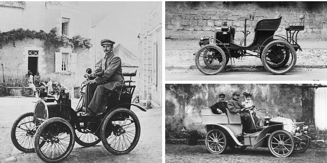 Eerste 2-cilindermotor van Renault