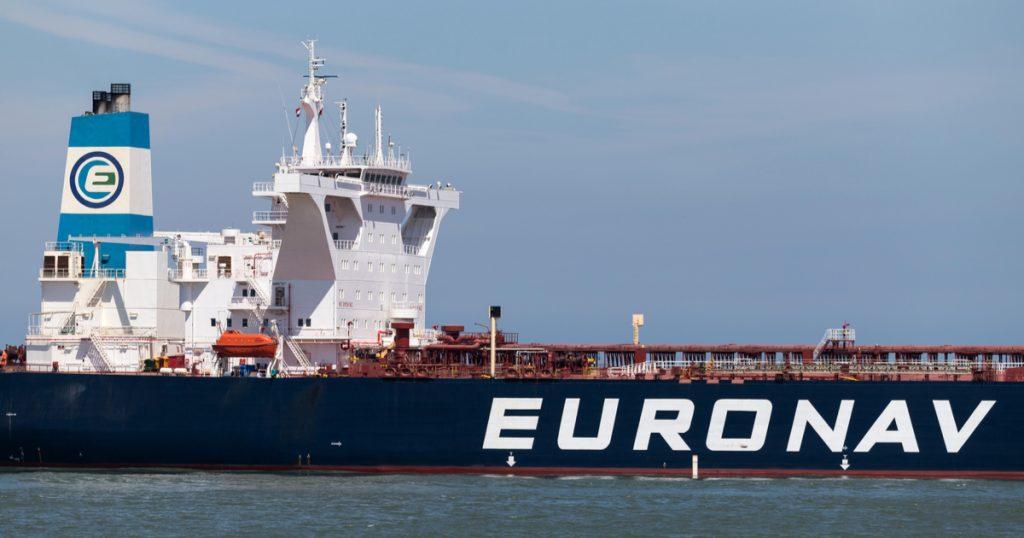 Aandeel Euronav