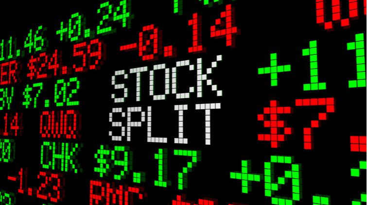 Wat is aandelensplitsing