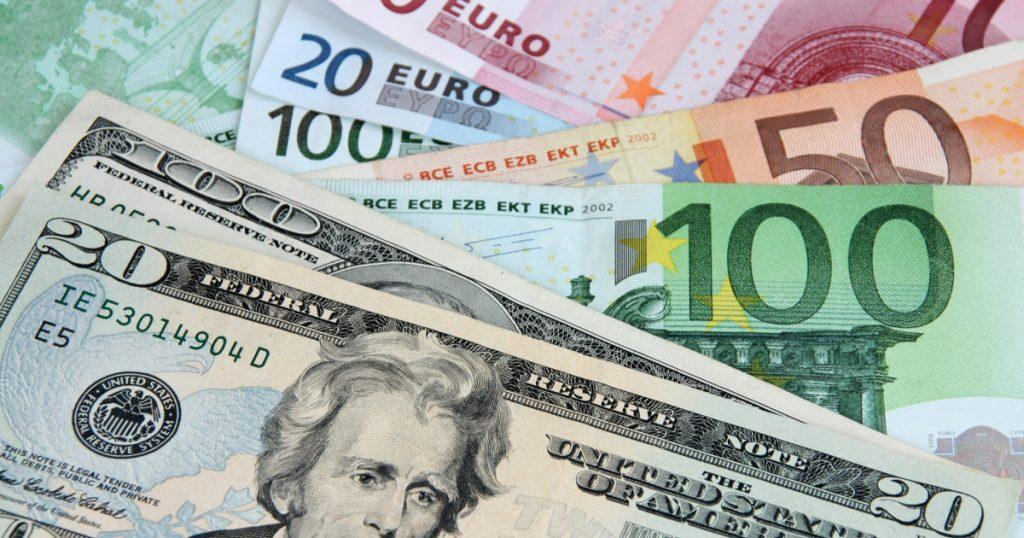 euro dollar forex