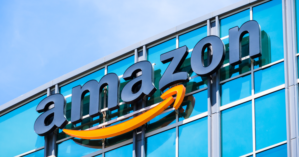 Aandeel Amazon