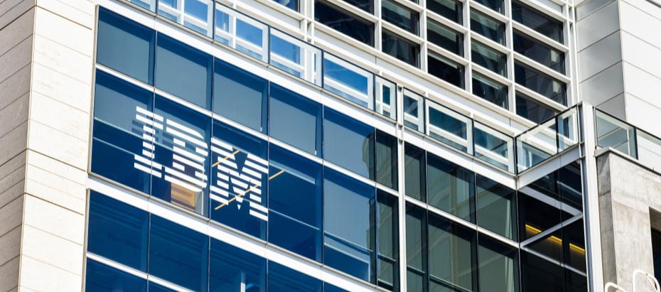 Aandeel IBM