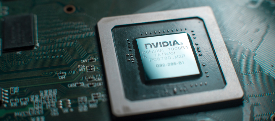 NVIDIA aandeel chip