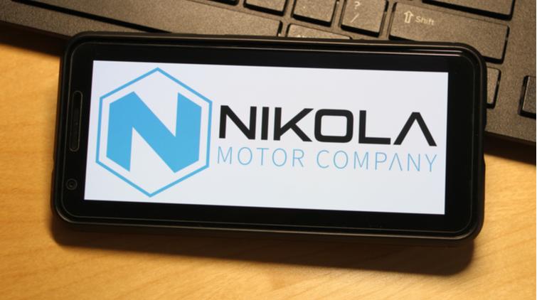 Aandeel Nikola motor