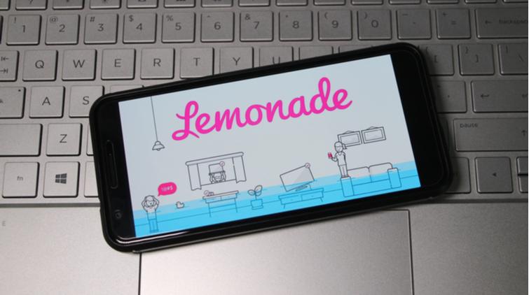Beleggen in aandeel Lemonade