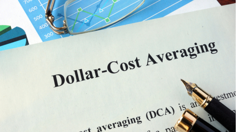 Dollar-cost average