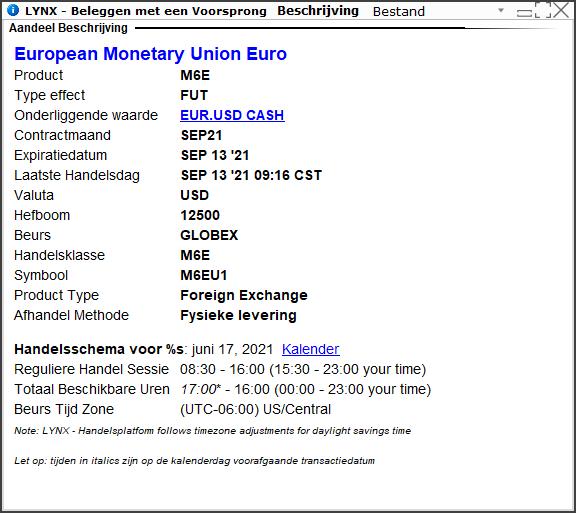 micro euro dollar future