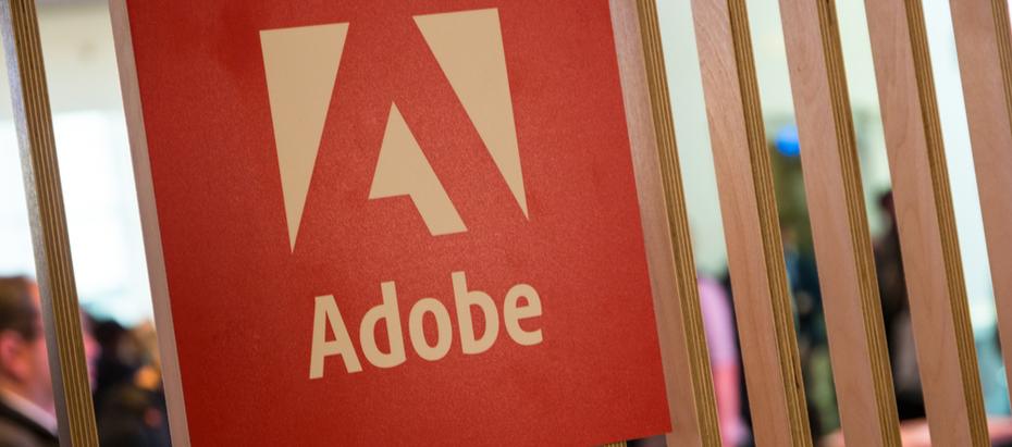Koers Adobe Systems