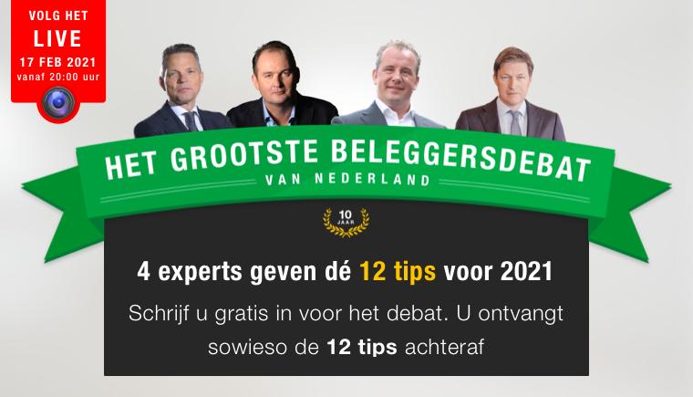 Sprekers debat 2021