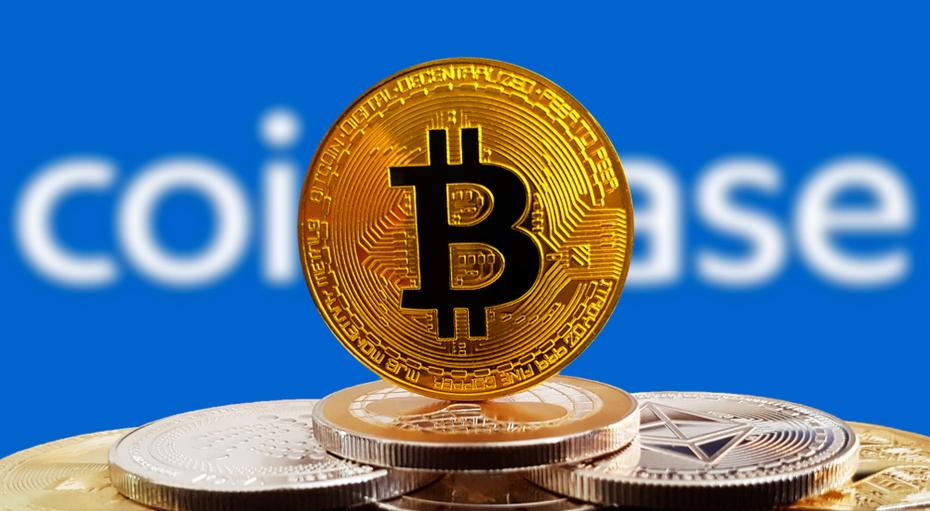 Coinbase beursgang