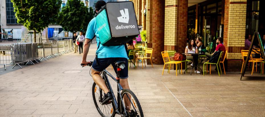Deliveroo beursgang