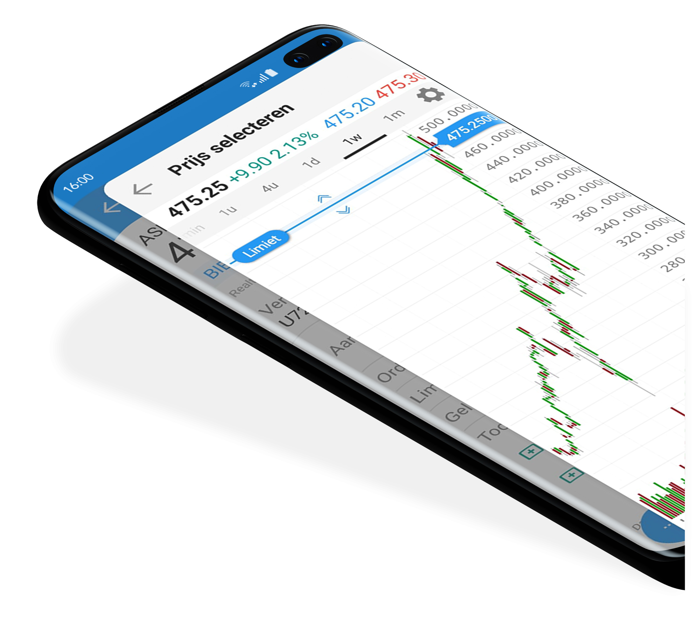 Android Trading App: Download in de Play Store