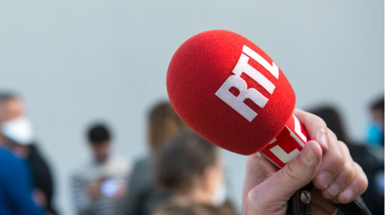 Aandeel RTL Group Header