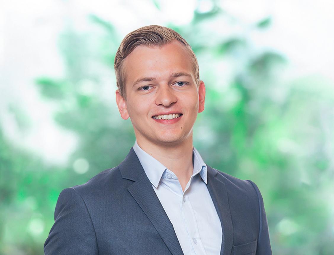 Justin Blekemolen is beleggingsspecialist bij LYNX Beleggen