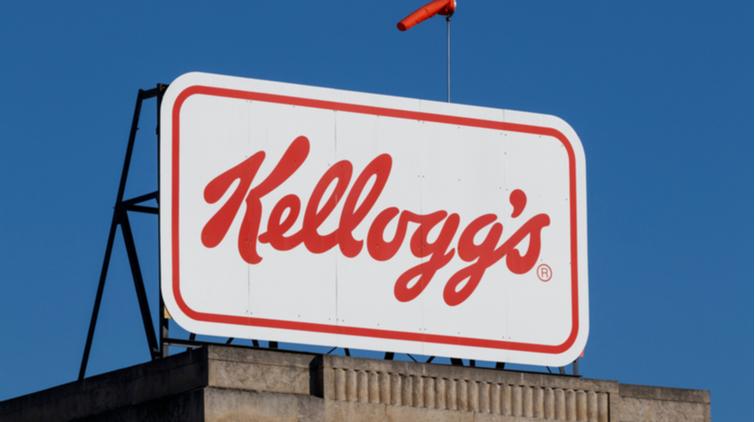 Aandeel Kellogg