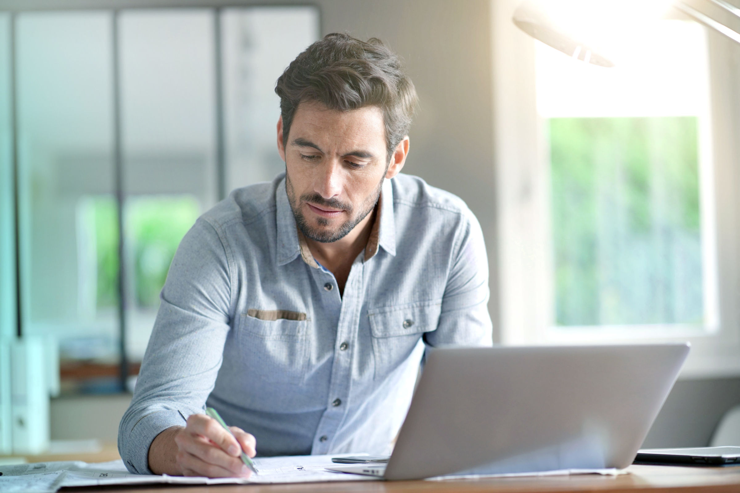 Opening een beleggingsrekening via LYNX en volg de optiewebinars & live trading sessies