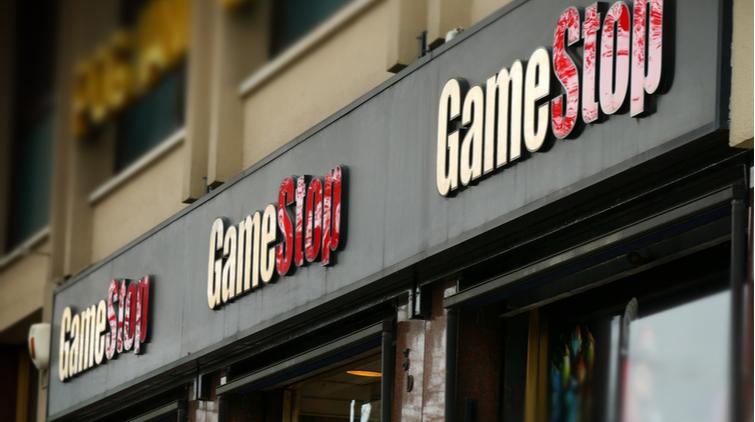 Aandeel GameStop