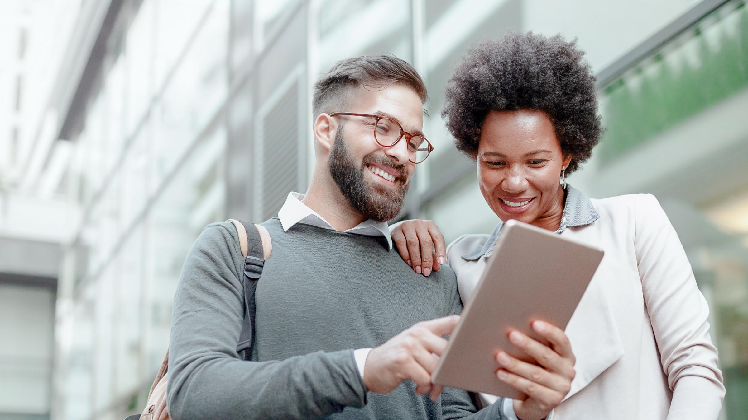 Online beleggen via een gezamelijke beleggingsrekening via LYNX