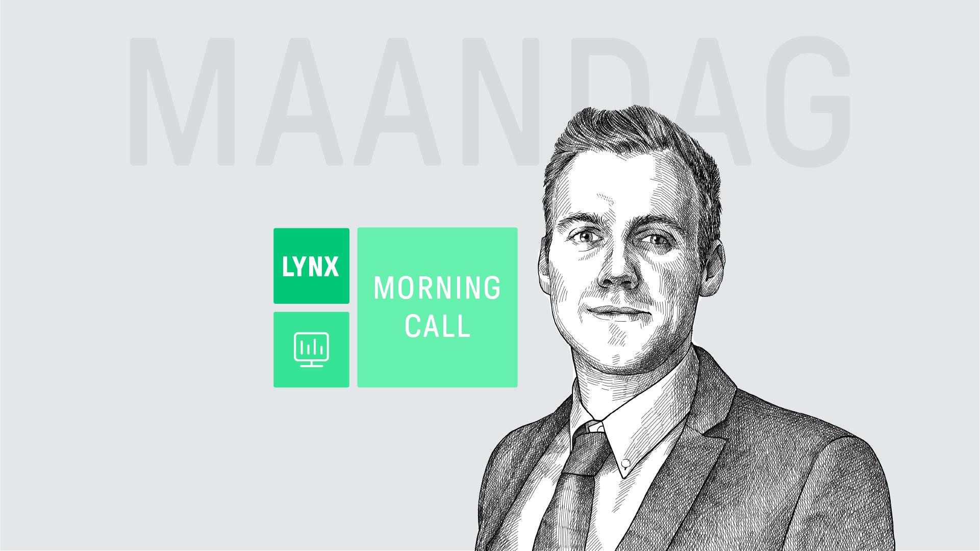 Lees dagelijks het laatste beursnieuws in de LYNX Morning Call van beleggingsexpert Kevin Verstraete